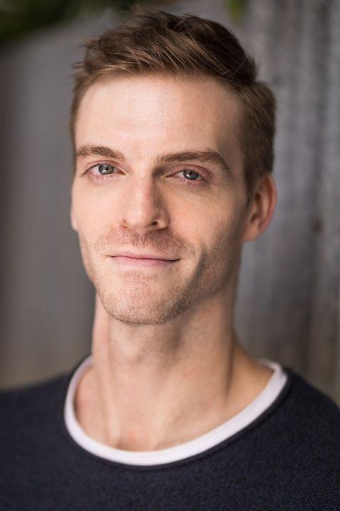 Now Actors - Anthony Green