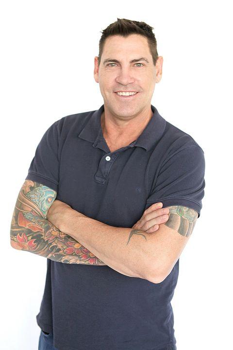 Now Actors - Anthony Peacock