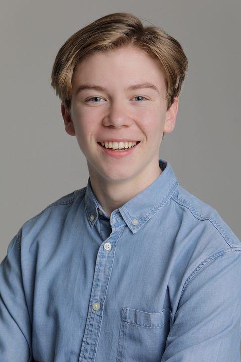 Now Actors - George O'Doherty