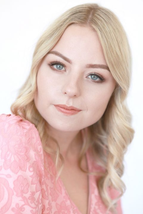 Now Actors - Hannah Gibson