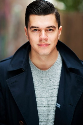 Now Actors - Jesse Ravenscroft
