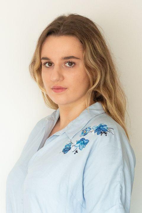 Now Actors - Madeleine Lombardi