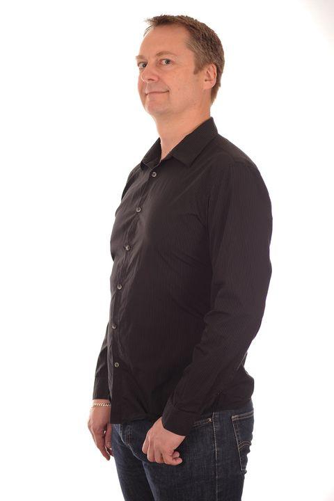 Now Actors - Murray Jackson