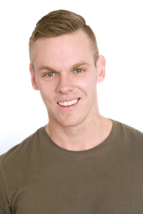 Now Actors - Simeon Ballantyne