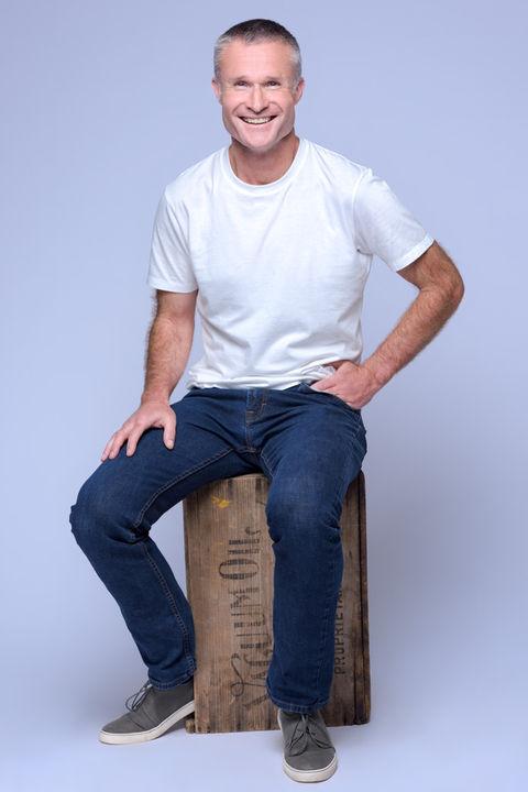 Now Actors - Stephen Preece