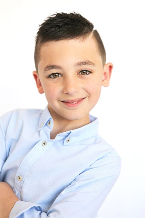 Now Actors - Zac Pietropaolo
